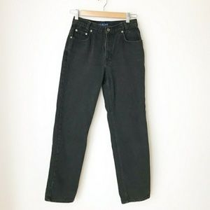 Vintage LA Blues Black Jeans